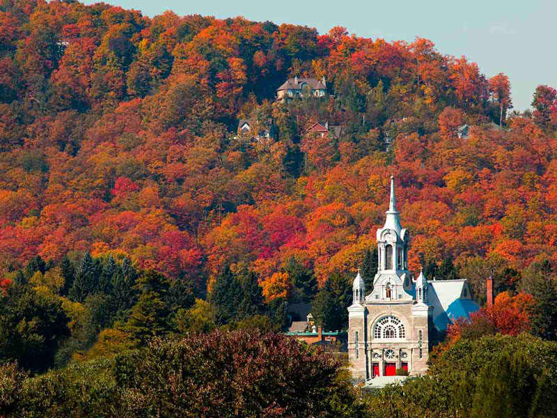 Montreal & Quebec Cities by Rail | Tremblant