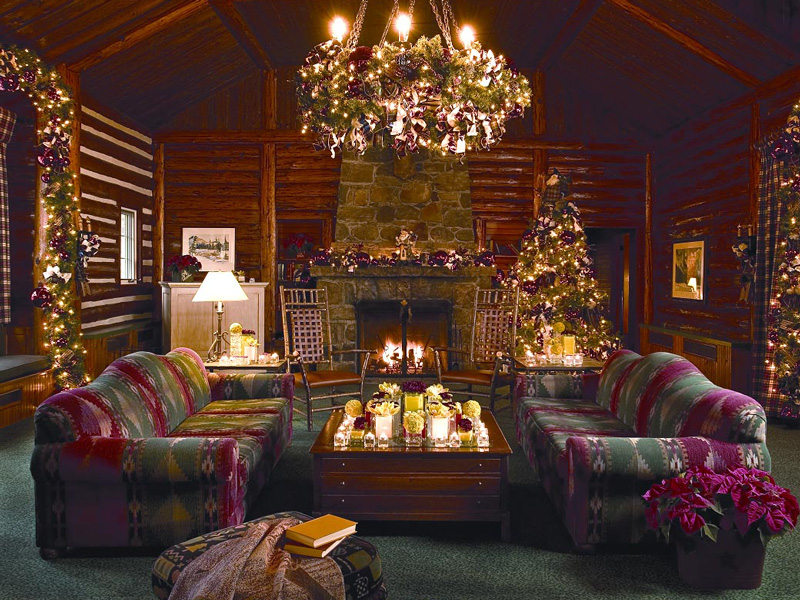 Christmas in the Canadian Rockies Winter Train Vacations | Fairmont Jasper Park Lodge