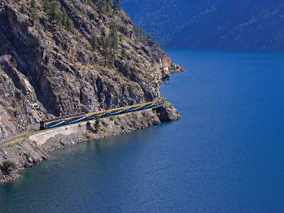 Whistler and the Canadian Rockies by Train