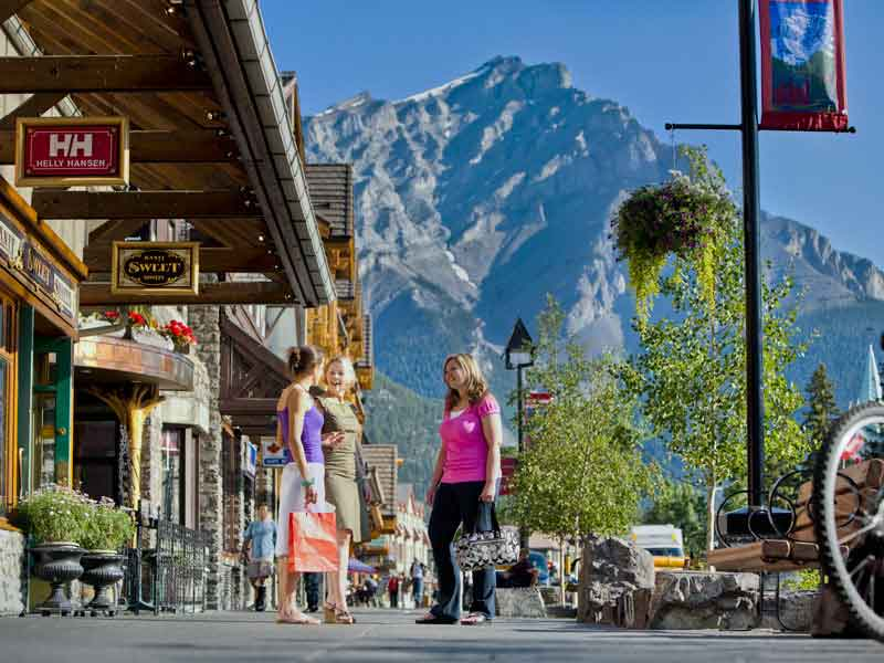 Whistler & the Canadian Rockies by Train Trip | Banff