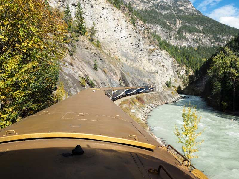 Whistler & the Canadian Rockies by Train Trip | Rocky Mountaineer